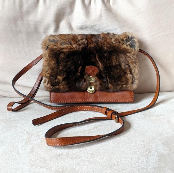 Patricia Nash Handbags - Patricia Nash 3way Convertible Crossbody Bag -EUC